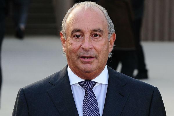 Sir Philip Green BHS audit
