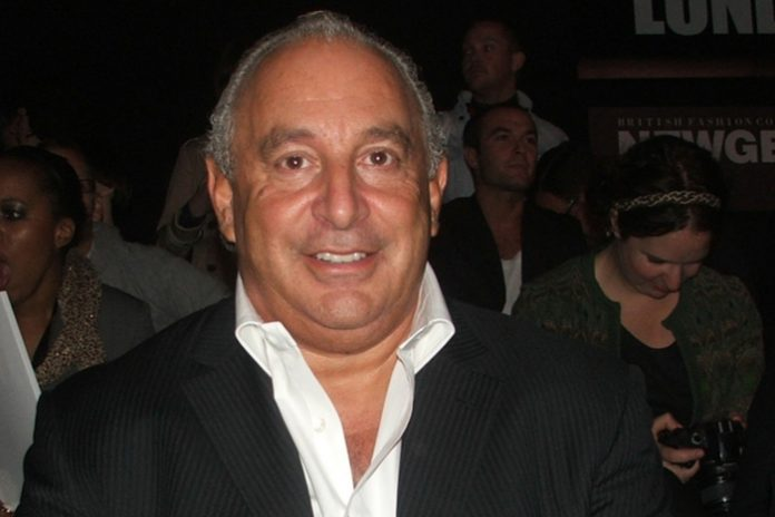 Fresh calls for Sir Philip Green to have knighthood removed