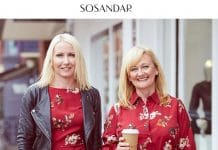 Sosandar half-year sales surge 53%. Ali Hall Julie Lavington