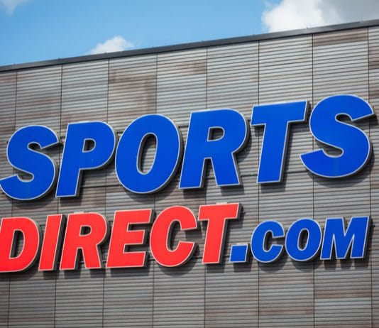 Sports Direct delay