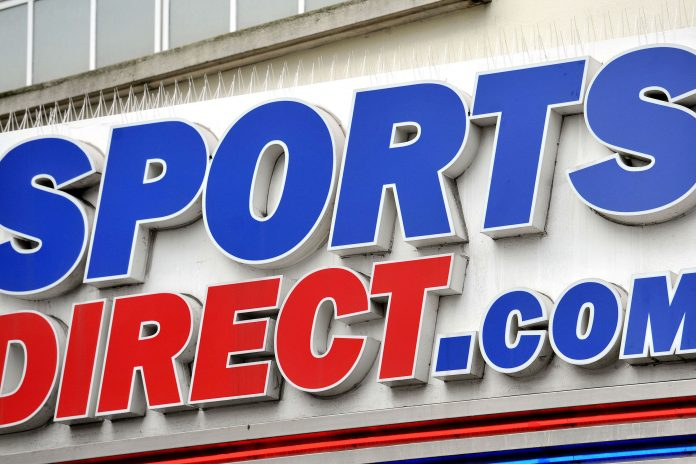 Sports Direct Michael Murray executive not in crisis recent Jack Wills