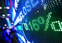 retail stock values