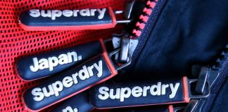 Superdry CFO