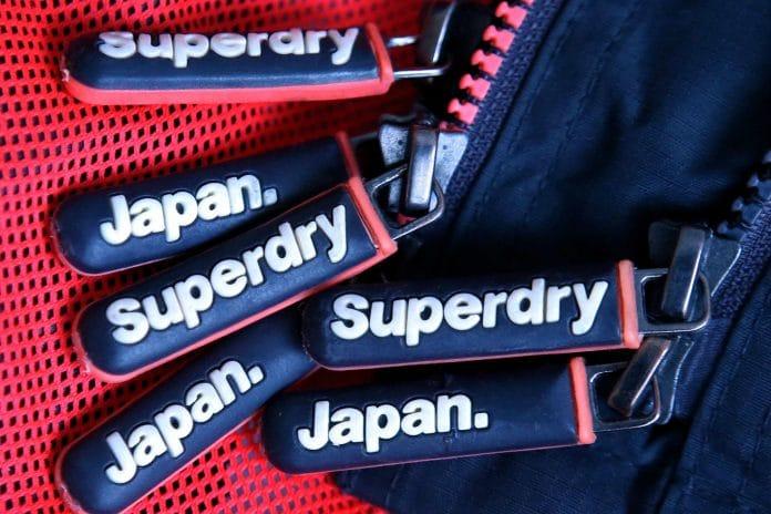 Superdry CFO