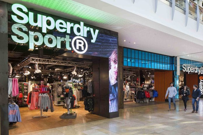 Superdry results