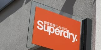 Superdry board