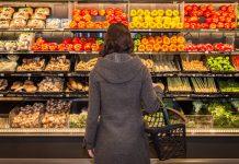 Average grocery basket price