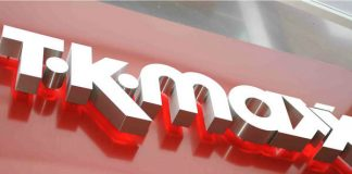 TK Maxx The Lexicon