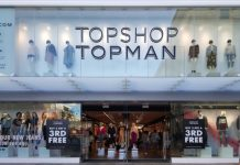 Sir Philip Green topshop topman logistics warehouse Arcadia Ian Grabiner