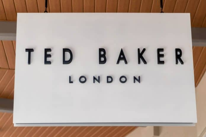 Ted Baker hires Rachel Osborne as new CFO to replace Charles Anderson