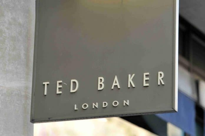 Ted Baker execs to seek fund managers after half-year report