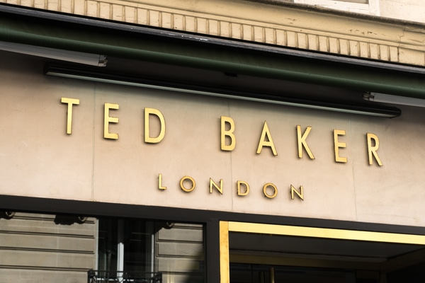 Ted Baker growth