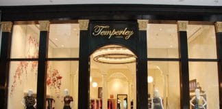 Temperley London CEO