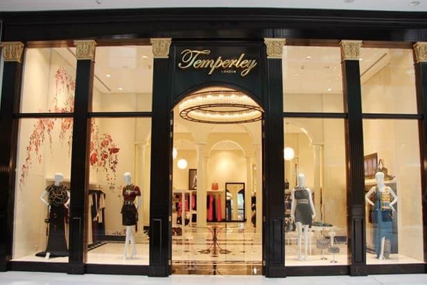Temperley London CEO