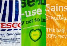 3/4 of Brits switch, avoid or boycott grocers based on environmental policies