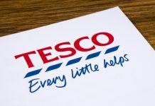 Tesco logo (Shutterstock)