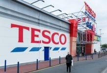 Tesco accounting