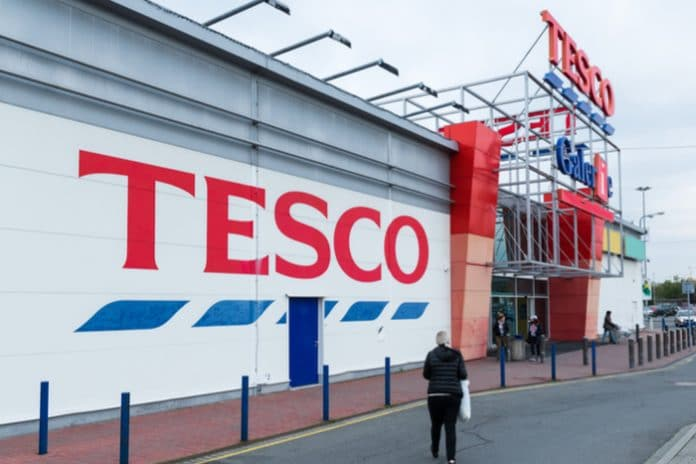 Tesco shares surge on back of potential sale of Asian business