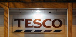 Tesco first quarter