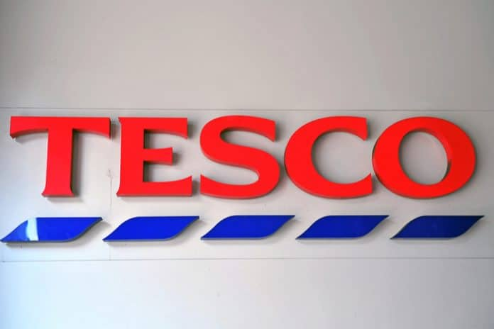 Tesco gender pay gap