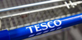 Tesco half year
