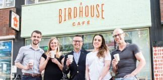 Intu dabbles in direct retailing by spotlighting independent retailers small businesses The Birdhouse Nottingham Broadmarsh