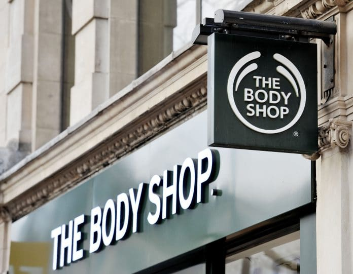 Body Shop acquisition