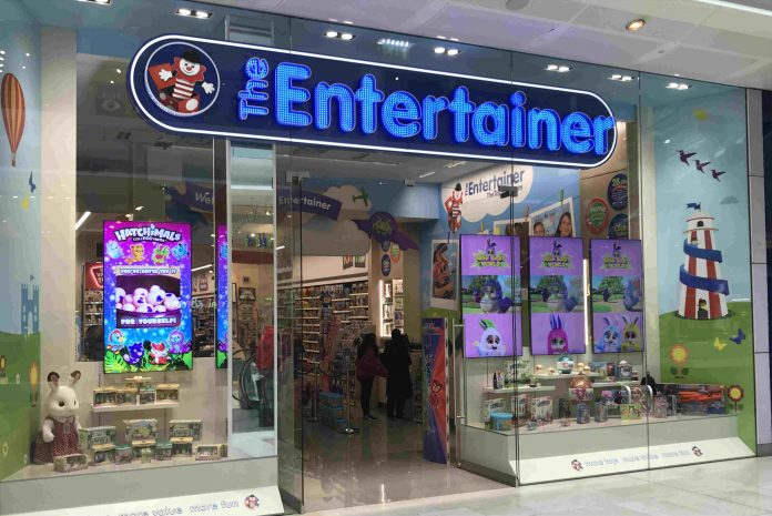 The Entertainer introduces Christmas Quiet Hour for autistic customers