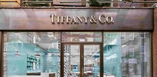 Tiffany & Co flagship