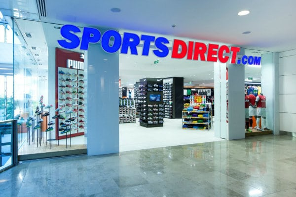 Sports Direct working conditions
