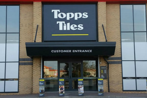 "Topps Tiles full year profit slips in wake of ""tough market conditions"""
