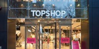 Topshop merchandising