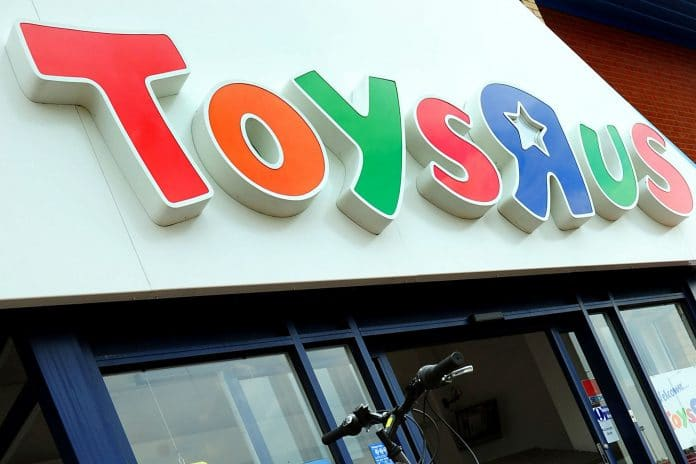 Toys R Us pensions