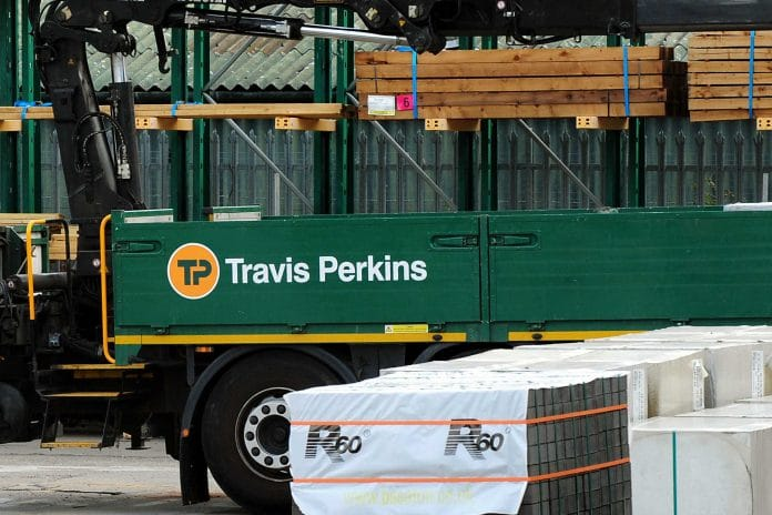 Travis Perkins CEO