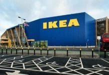 Ikea property team shopping centres
