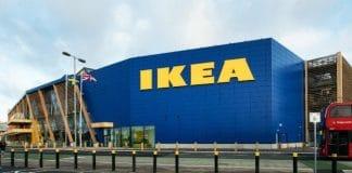 Ikea property team shopping centres