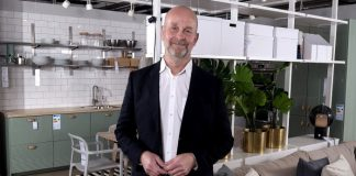 Ikea UK country manager