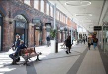 Ashford Designer Outlet extension expansion