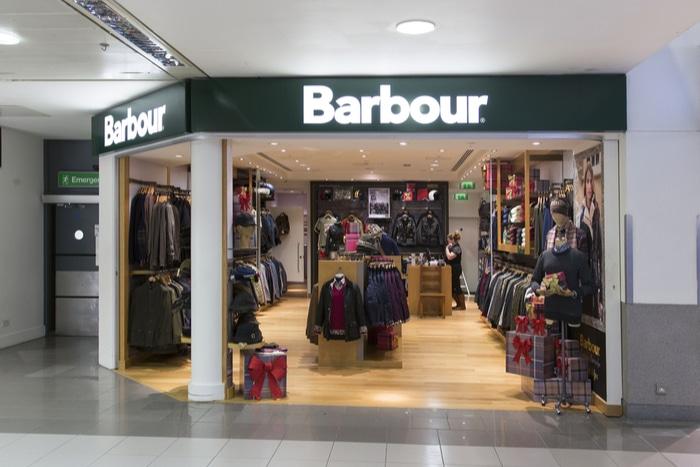 barbour shop near me