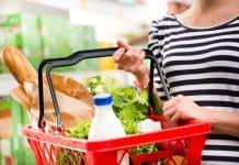 grocery basket MySupermarket
