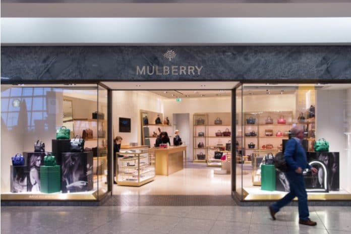 Mulberry Japan expansion
