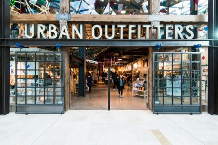 Urban Outfitters returns to profit as UK sales grow Retail
