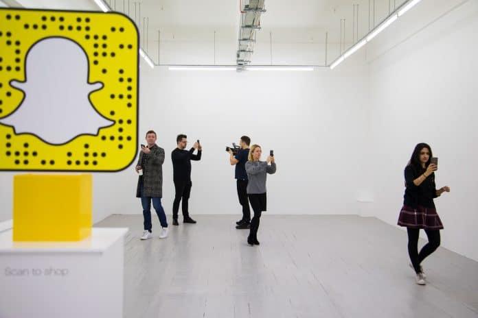 Snapchat Lego