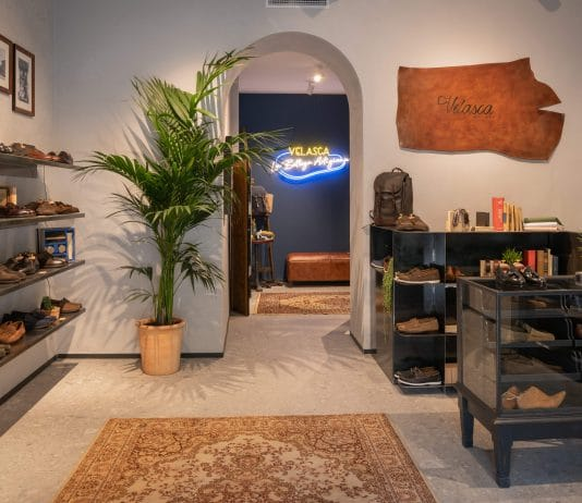 Italian shoemaker Velasca opens debut UK store Chiltern Street Marylebone