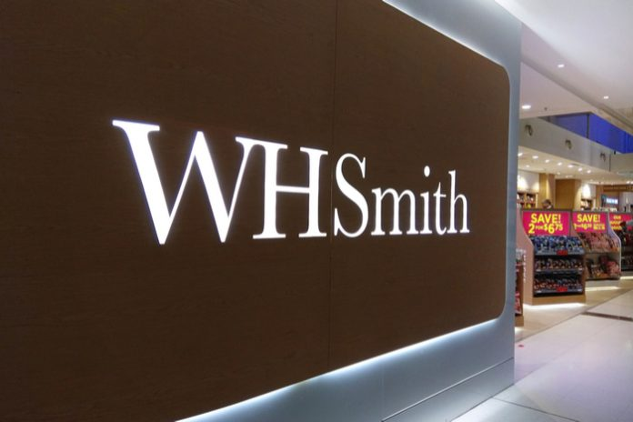£3.4m farewell payout for WHSmith's ex-CEO Stephen Clarke