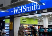 Hospital branches are now the second biggest money-maker in WHSmith's travel division