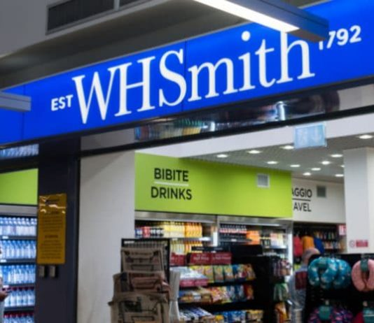 WHSmith Inmotion Marshall Retail Group