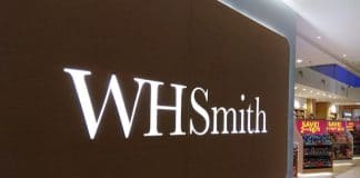 WHSmith CEO