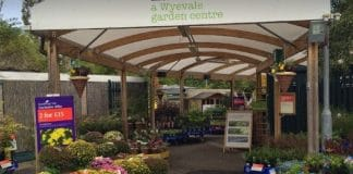 Wyevale Bournville Garden Centre sale Anthony Jones Charles Stubbs
