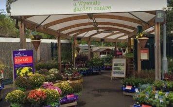 Wyevale Bournville Garden Centre sale Anthony Jones Charles Stubbs